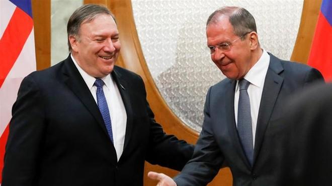 Ngoại trưởng Nga và Mỹ đã gặp nhau tại Sochi vào hôm 14-5