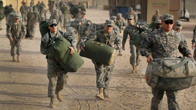 Mỹ bác tin sắp triển khai 120.000 lính đến Trung Đông