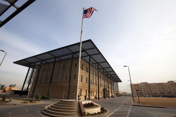 Đại sứ quán Mỹ ở Iraq sẽ cắt giảm nhân sự do những căng thẳng leo thang với Iran