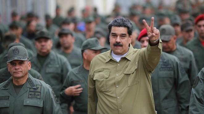 Tổng thống Maduro vẫn đứng vững trước áp lực của phe đối lập