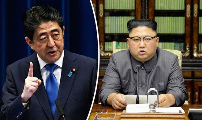 Thủ tướng Abe sẽ gặp Chủ tịch Kim Jong-un vô điều kiện