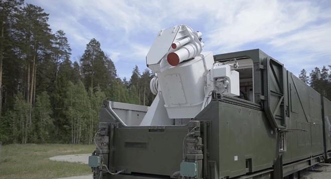 Vũ khí laser Peresvet của Nga đã được công bố vào năm 2018