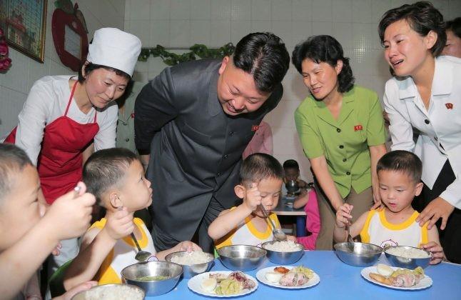 Triều Tiên đang trải qua tình trạng thiếu lương thực trầm trọng