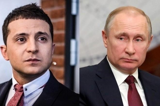 Tổng thống Putin sẽ không chúc mừng tân Tổng thống Ukraine Zelensky