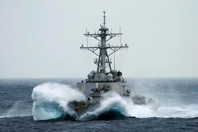 Cuộc tập trận hải quân của Mỹ và đồng minh huy động 3000 người và nhiều tàu chiến