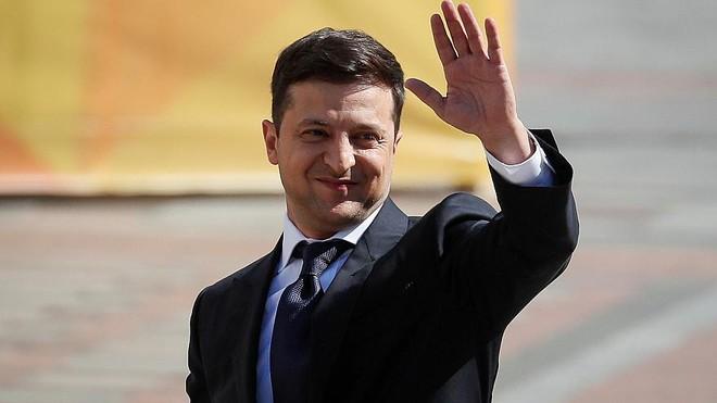 Tổng thống Zelensky là người chưa có kinh nghiệm về chính trường