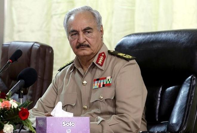 Tướng Haftar kiên quyết sử dụng biện pháp quân sự để thống nhất Libya