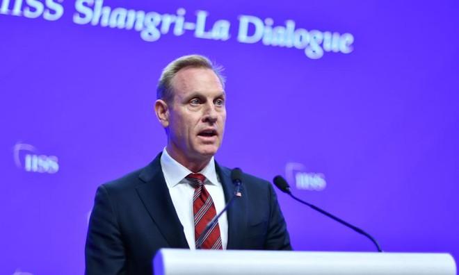 Quyền Bộ trưởng Quốc phòng Mỹ chỉ trích những nước gây bất ổn châu Á