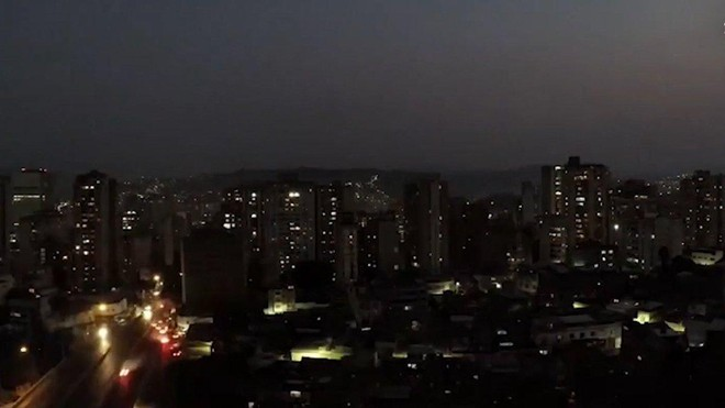 Toàn bộ Argentina đã mất điện trong một vài giờ đồng hồ