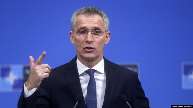 Tổng Thư kí NATO cảnh báo sẽ đáp trả sự vi phạm hiệp ước INF