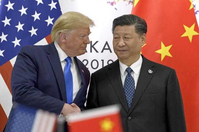 Ông Donald Trump đưa ra quyết định trên sau cuộc họp với Chủ tịch Trung Quốc