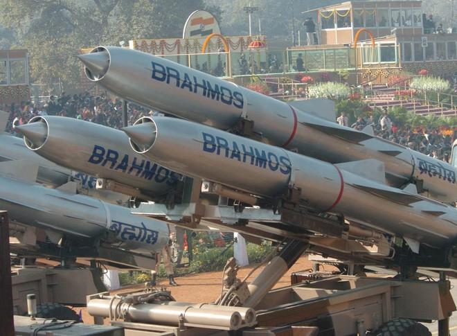 BrahMos là loại tên lửa hành trình có tốc độ siêu nhanh của Ấn Độ