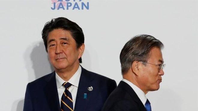 Hàn Quốc và Nhật Bản tiếp tục leo thăng căng thẳng thương mại