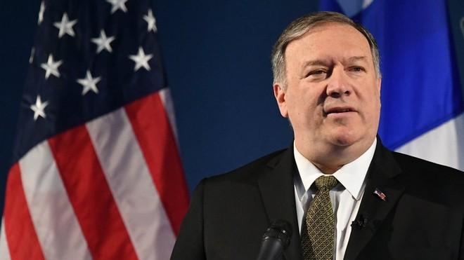 Ngoại trưởng Pompeo thừa nhận quan ngại về các vụ phóng tên lửa của Triều Tiên
