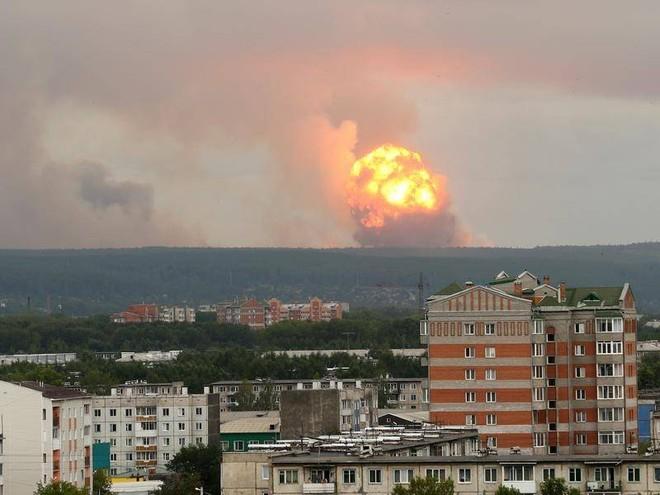 Vụ tai nạn trong thử nghiệm vũ khí của Nga làm dấy lên nhiều đồn đoán