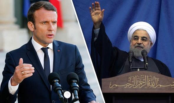 Pháp đang nỗ lực níu kéo thỏa thuận hạt nhân Iran