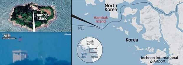 Hàn Quốc đã thừa nhận đảo Hambak thuộc quyền sở hữu của Triều Tiên
