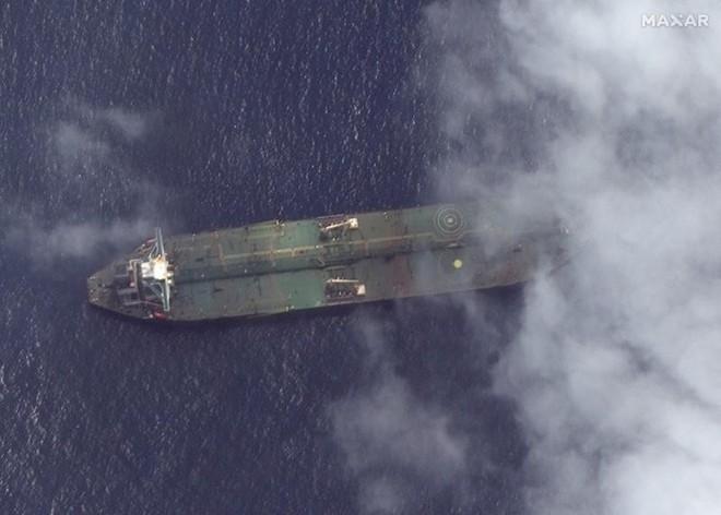 Tàu chở dầu của Iran có thể đã bàn giao dầu cho Syria ngay trên biển
