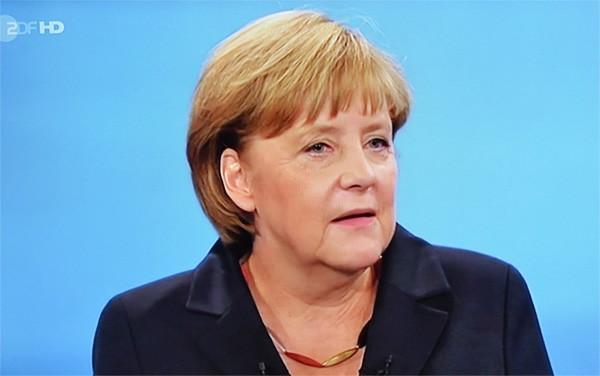 Bà Merkel cho rằng, Mỹ sẽ không bảo vệ cho châu Âu như thời Chiến tranh lạnh