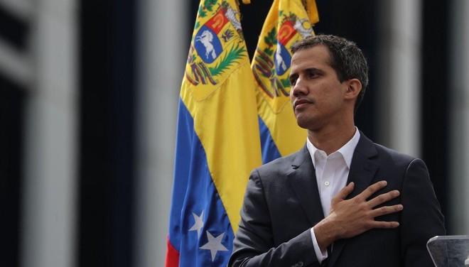 Lãnh đạo đối lập Juan Guaido đang nhận được sự ủng hộ từ nhiều nước phương Tây