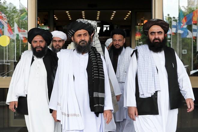 Taliban đã cử đoàn đại diện đến cả Nga và Trung Quốc