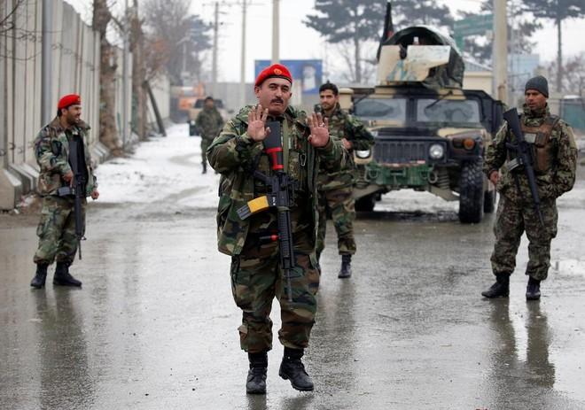 Giao tranh giữa quân đội chính phủ Afghanistan và phiến quân Taliban đang gia tăng gần đây