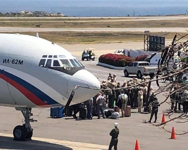 Nga là một trong những nước ủng hộ hàng đầu cho Tổng thống Maduro