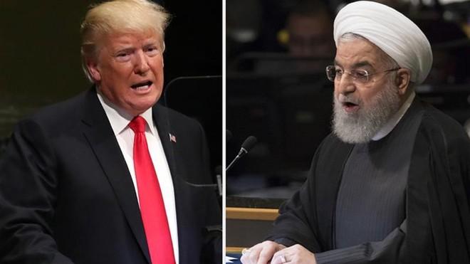 Tổng thống Mỹ và Iran đưa ra những tuyên bố khác nhau về vấn đề trừng phạt