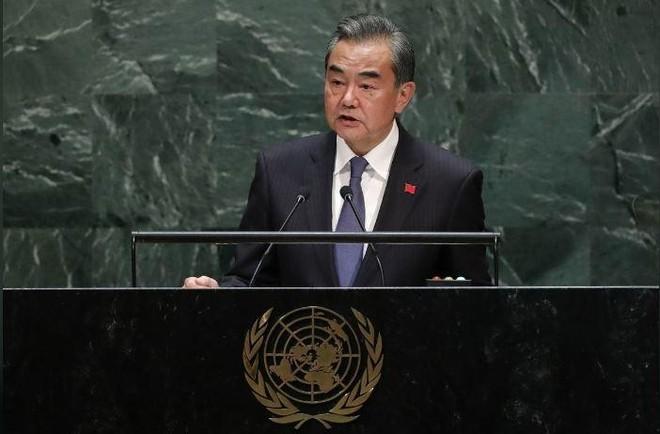 Ngoại trưởng Vương Nghị khẳng định Trung Quốc ủng hộ kiểm soát vũ khí thông thường