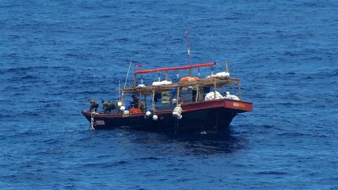 Gần đây, thường xuyên xảy ra các vụ tàu cá Triều Tiên bị Nga bắt giữ