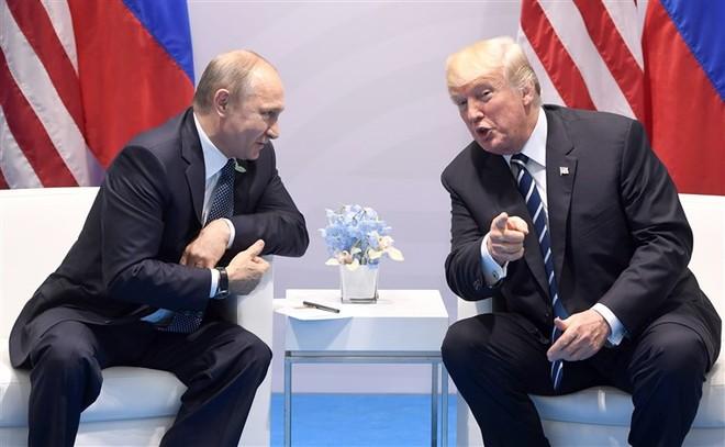 Tổng thống Putin lên tiếng ủng hộ ông Donald Trump