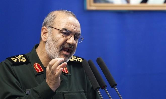 Tướng Salami cảnh báo Israel có thể hủy diệt nếu coi thường Iran