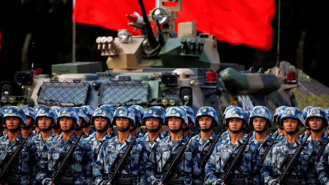 Trung Quốc vẫn giữ quân đội trong căn cứ kể từ khi nổ ra biểu tình tại Hong Kong