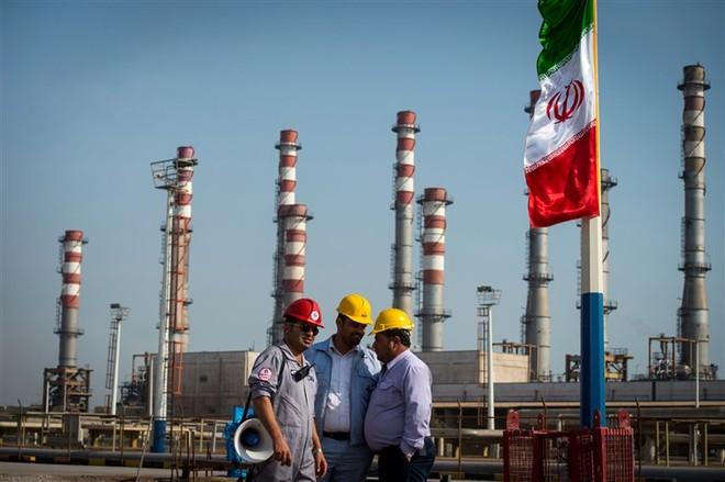 Trung Quốc sẽ rút khỏi dự án khí đốt South Pars với Iran