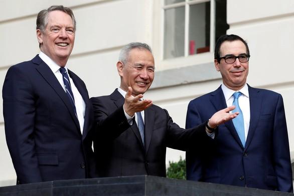 Mỹ và Trung Quốc cho thấy tín hiệu tích cực trong đàm phán thương mại