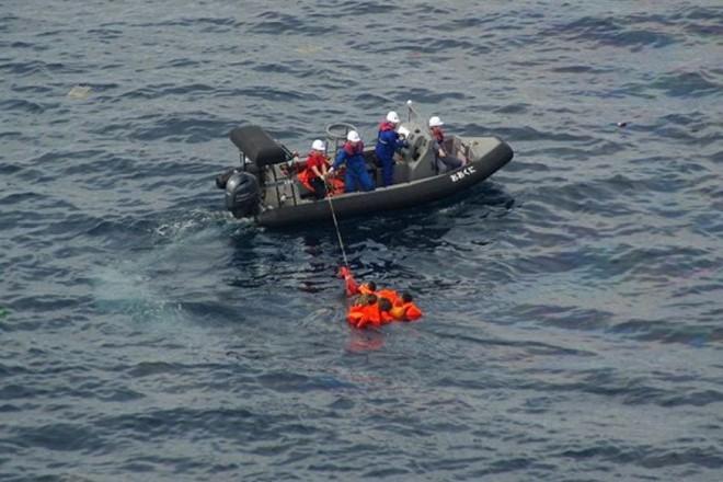 Nhật Bản đã cứu sống toàn bộ 60 người trên chiếc tàu cá của Triều Tiên