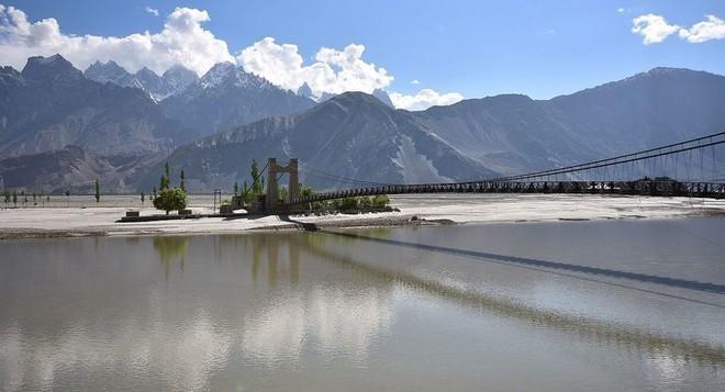 Cây cầu mới sẽ giúp quân đội Ấn Độ triển khai nhanh hơn ở khu vực biên giới với Trung Quốc