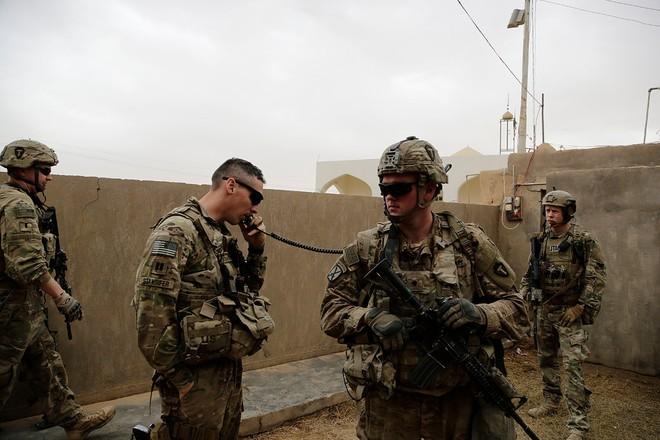 Khoảng 1.000 lính Mỹ đã được điều từ Syria sang Iraq