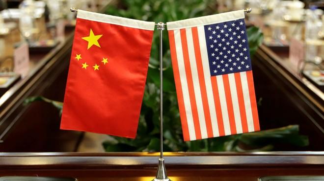 Mỹ và Trung Quốc đang trong cuộc chiến tranh thương mại nảy lửa