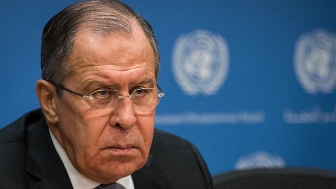 Ngoại trưởng Nga khẳng định cả Bắc Kinh và Matxcơva đều không muốn lập liên minh quân sự chung