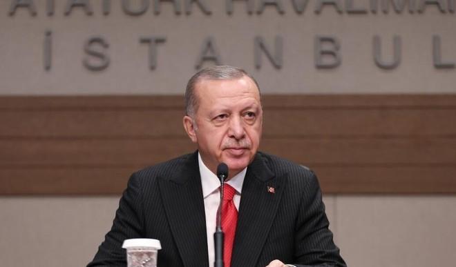 Tổng thống Thổ Nhĩ Kỳ không hài lòng với cuộc bỏ phiếu của hạ viện Mỹ