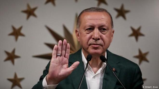Thổ Nhĩ Kỳ cáo buộc Mỹ và lực lượng người Kurd đang không giữ lời