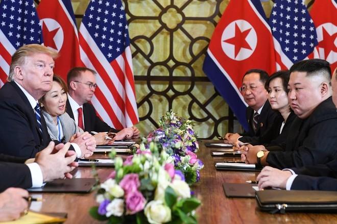 Triều Tiên liên tiếp đưa ra các tuyên bố đầy sức ép đối với Mỹ
