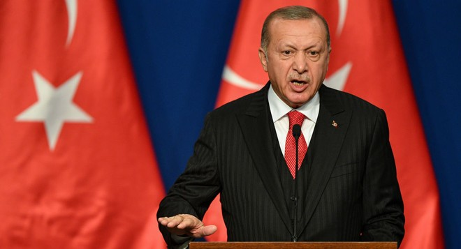 Tổng thống Erdogan có thể ngừng đàm phán gia nhập EU