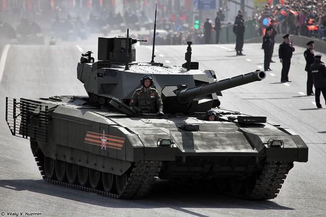 T-14 Armata được coi là xe tăng thế hệ 3 duy nhất trên thế giới