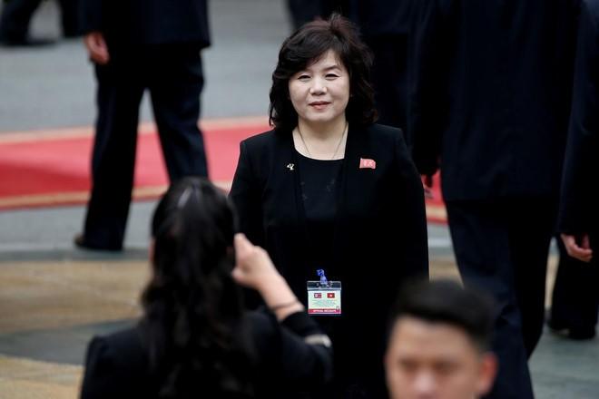 Thứ trưởng Choe kêu gọi Mỹ chấm dứt ngay chính sách thù địch nhằm vào Triều Tiên