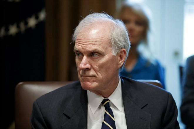 Ông Spencer công khai phản đối quyết định của Tổng thống Donald Trump