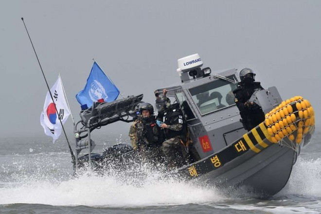 Đây là lần thứ 2 trong 2 tháng qua, quân đội Hàn Quốc bắn cảnh cáo tàu Triều Tiên