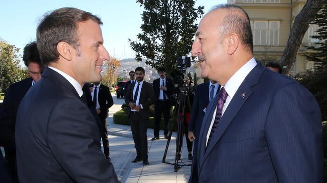 Tổng thống Pháp coi chiến dịch quân sự của Thổ Nhĩ Kỳ là hành động không nghĩ đến hậu quả