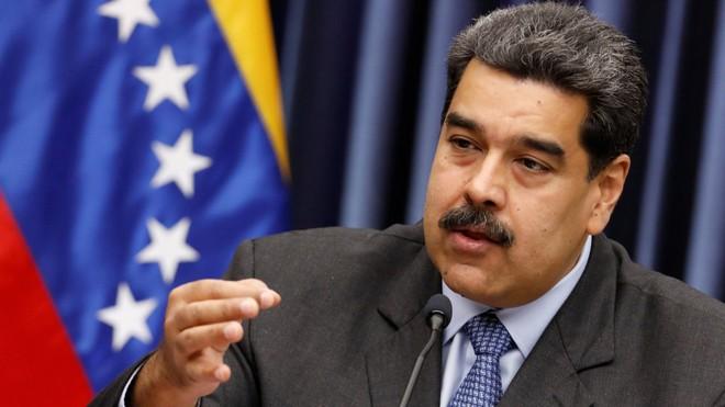 Tổng thống Maduro cáo buộc Mỹ và Colombia chuẩn bị có hành động khiêu khích